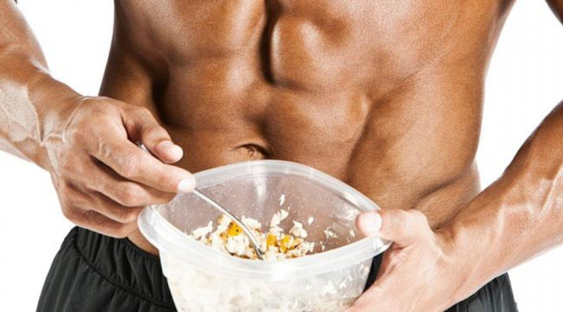 How many calories does it take to build a pound of muscle?