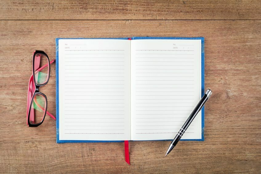Why A Food Journal Can Change Your Life